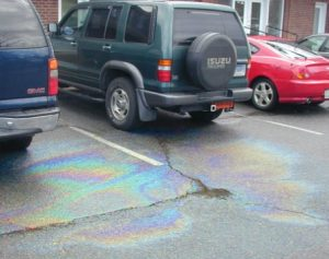 Parking Lot Runoff